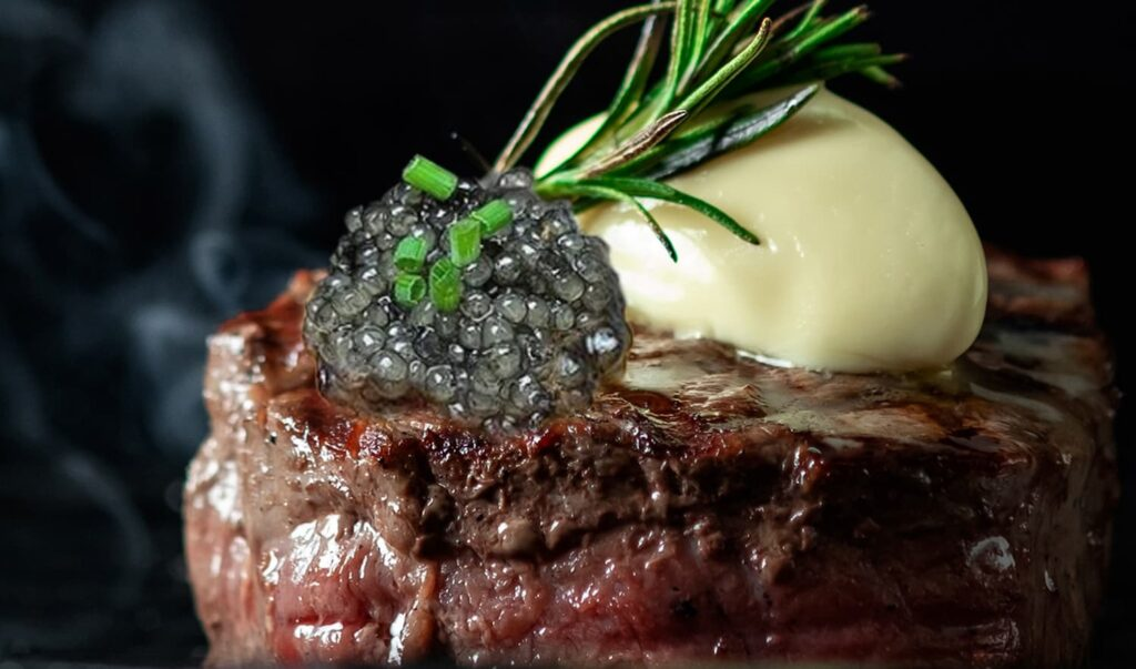 How to cook Grass Fed Beef 2 - Caviar Lover