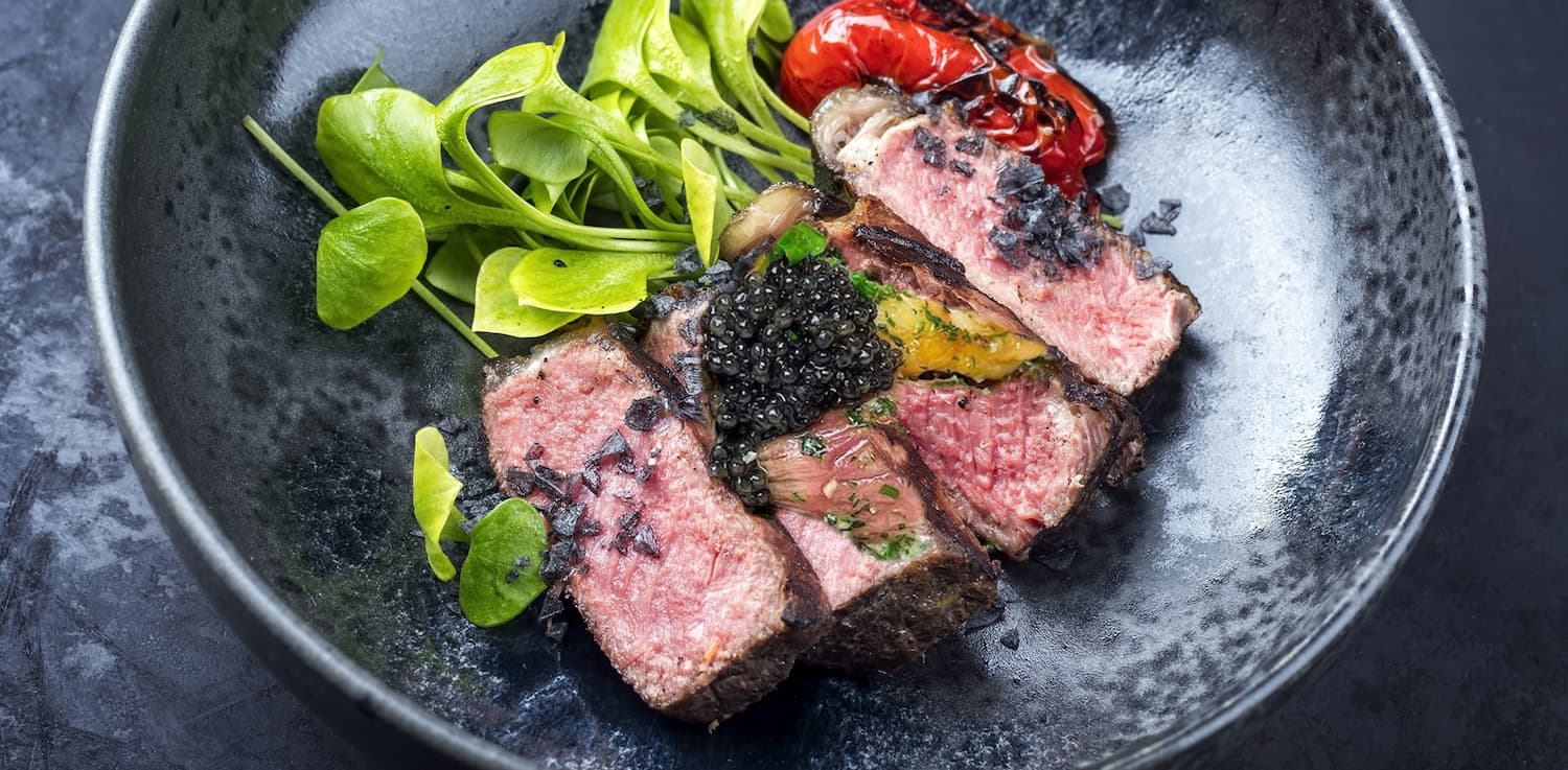 How to cook Grass Fed Beef COVER - Caviar Lover